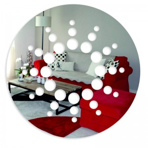 Decorative mirror Disc