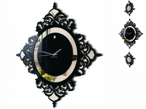 Large Clock GLAMOUR