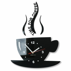 Kitchen clock cup