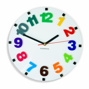 Clock for kids Numbers