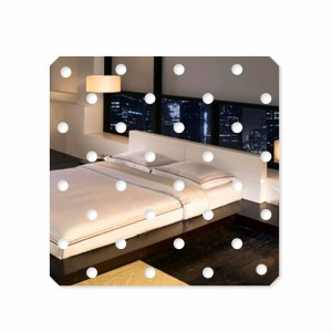 Decorative mirror Spots
