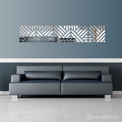 Acrylic Decorative Mirror Incas