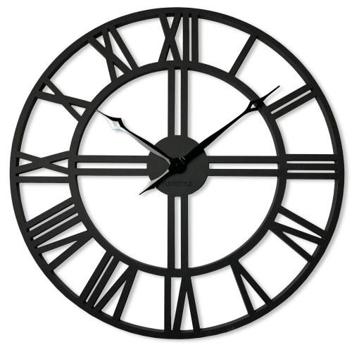 Oversized Wall Clock Loft 60cm 24in Flexistyle