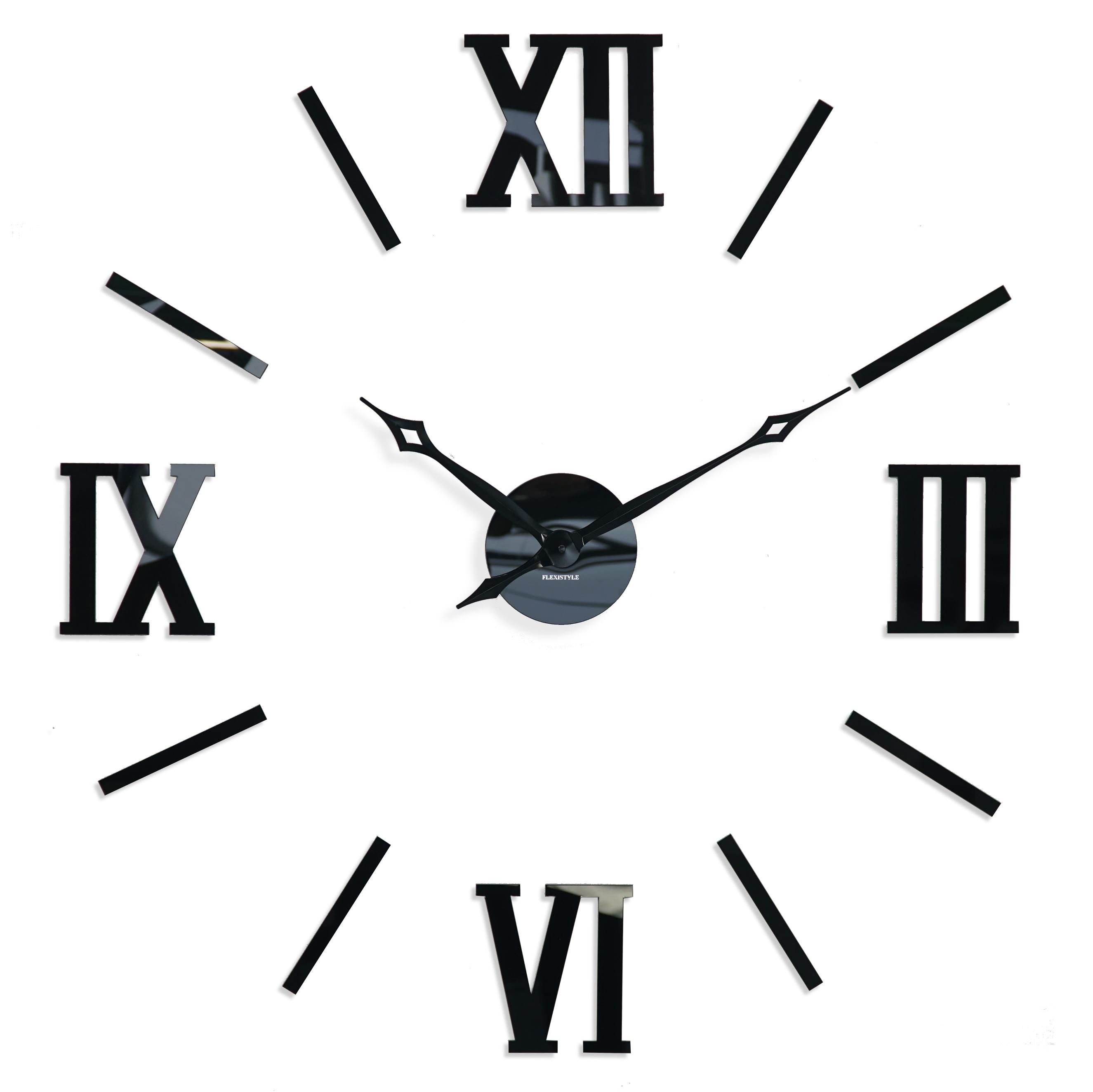 Zegar ściennyAdirable 5 XXL