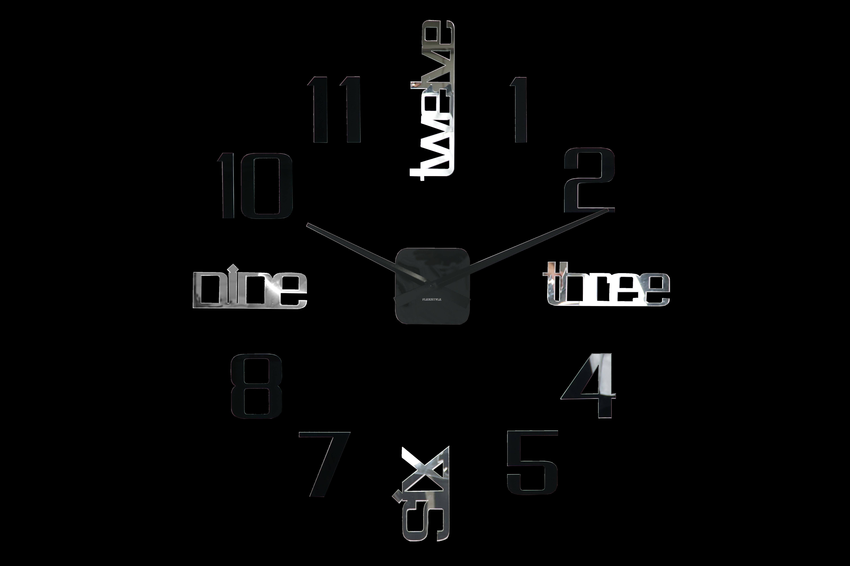 Zegar ściennyAdirable 6 XXL