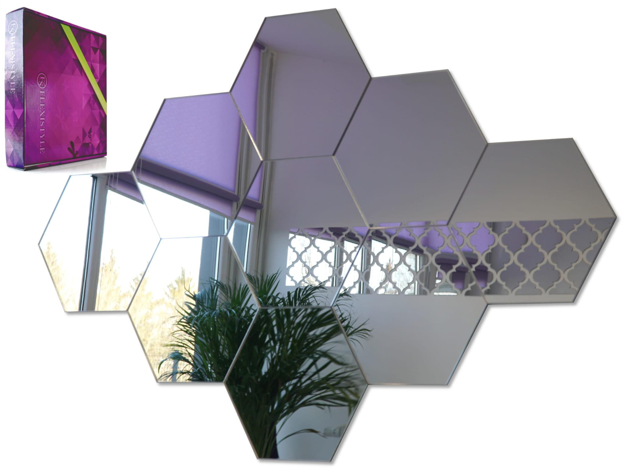 Lustra Dekoracyjne Hexagony Zestaw