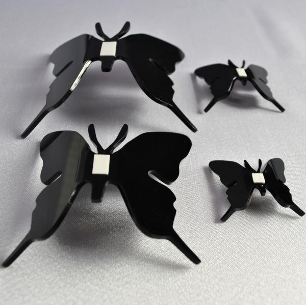 Dekoracja ścienna Flexi Motylki