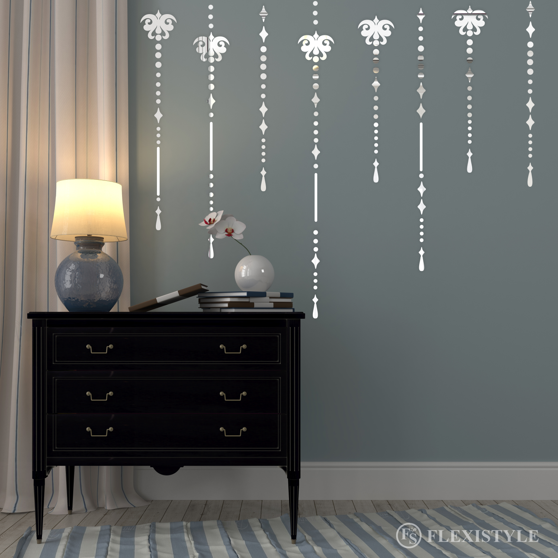 Acrylic Decorative Mirror Orient 1
